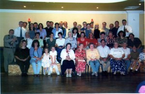 ireland family reunion 1999